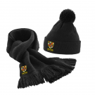 Aston Old Eds RFC Hat & Scarf Set