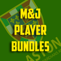 Aston Old Edwardians M&J Player Bundle