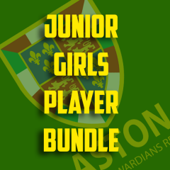Aston Old Edwardians Junior Girls Player Bundle
