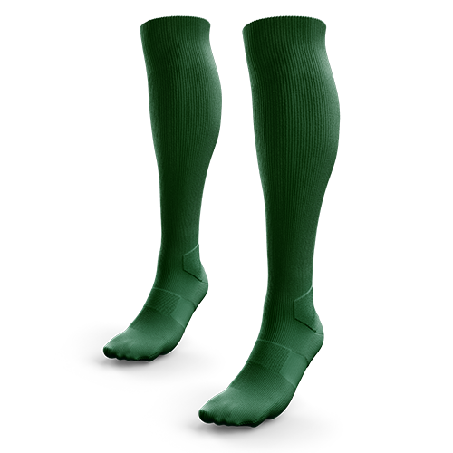 Green Rugby Socks: Bottle Green Rugby Socks From Stock At Scorpion Sports