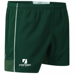 Aston Old Edwardians Performance Rugby Shorts Green White