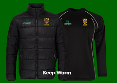 Aston Old Edwardian's Rugby Jackets from Scorpion Sports